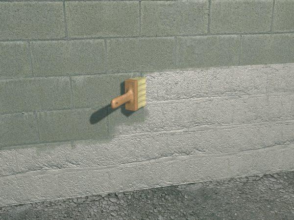 mortier fondation