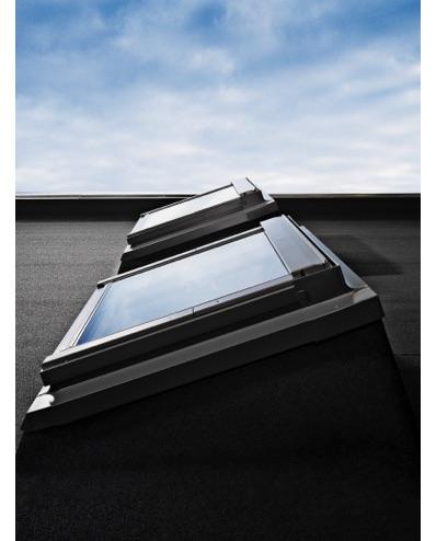 système de toit plat