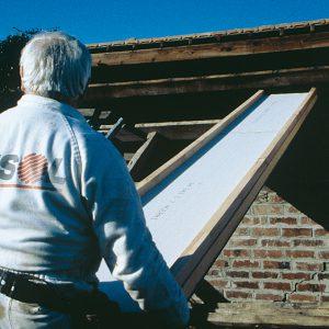 Panneaux de toitures et isolants